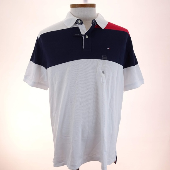 Tommy Hilfiger Other - Tommy Hilfiger Men's Custom Fit Polo Shirt